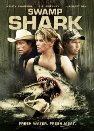 Swamp Shark 2011 720p BluRay ORG Dual Audio In Hindi English ESubs