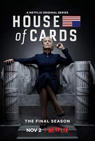 House of Cards S01 2013 Season 1 720p NF WEBRip Hindi English x264 ESub - MoviePirate - Telly