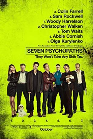Seven Psychopaths 2012 1080p BluRay x265-RARBG