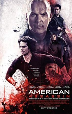American Assassin [BluRay Rip][AC3 5.1 Español Castellano][2018]