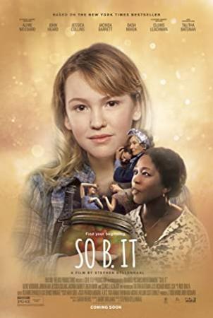 So B  It (2016) [1080p] [WEBRip] [5.1] [YTS]