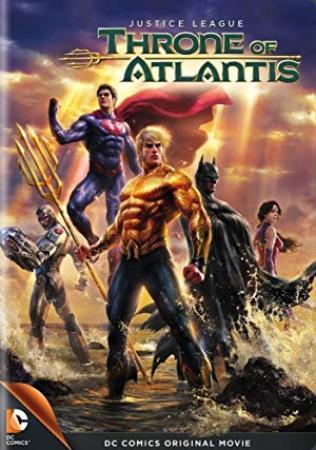 Justice League Throne of Atlantis (2015) (2160p BluRay x265 HEVC 10bit HDR DTS 5 1 SAMPA)