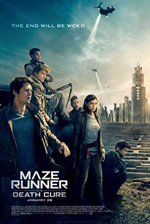 Maze Runner The Death Cure 2018 1080p BluRay x265-RARBG