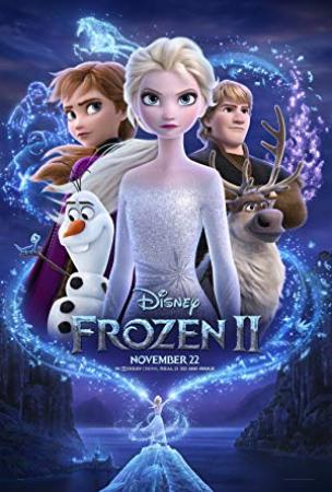 Frozen 2 2019 576p BRRip x265 AAC-SSN