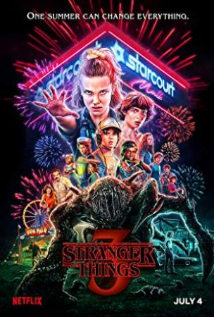 Stranger Things (Season 1) Пифагор BDRip