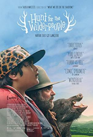 Hunt For The Wilderpeople 2016 1080p BluRay x265-RARBG