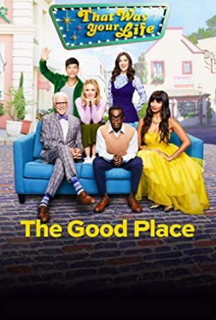 The Good Place (2016) Season 4 S04 (1080p BluRay x265 HEVC 10bit AAC 5.1 Bandi)