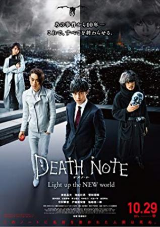 Death Note Light Up The New World (2016) [720p] [BluRay] [YTS]