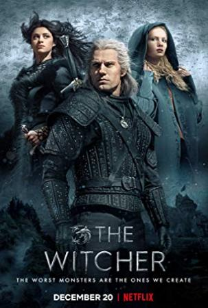 The Witcher S01 2019 WEB4k EAC3 VFF ENG 1080p x265 10Bits T0M