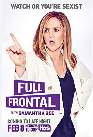 Full Frontal With Samantha Bee S04E24 1080p HEVC x265-MeGusta