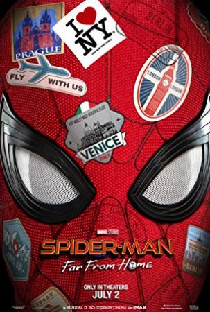 SpiderMan Far From Home 2019 NEW HDCAM x264-ETRG