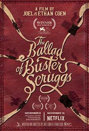 The Ballad of Buster Scruggs (2018) 720p NF WEB-DL DD 5.1 x264 AAC 850MB -1337xHD