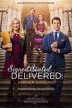 Signed Sealed Delivered Higher Ground 2017 720p HDTV x264-REGRET[rarbg]