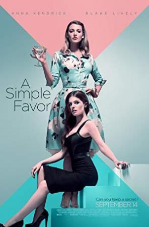 A Simple Favor 2018 1080p BluRay x265-RARBG
