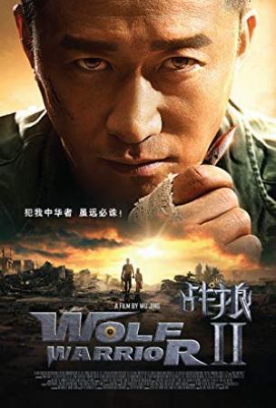 Wolf Warrior 2 (2017) (2160p BluRay x265 HEVC 10bit HDR DTS 7 1 Chinese SAMPA)