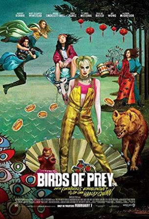 Birds of Prey And the Fantabulous Emancipation of One Harley Quinn 2020 2160p BluRay x265 10bit SDR DTS-HD MA TrueHD 7.1 Atmos-SWTYBLZ