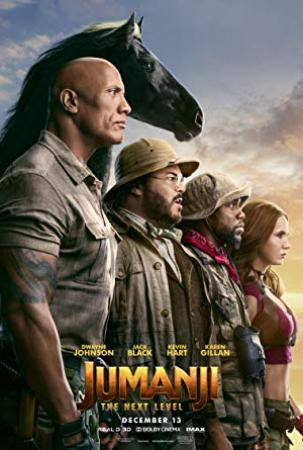 Jumanji The Next Level 2019 BDRip DD 5.1 x264-playSD