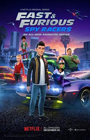 Fast and Furious Spy Racers S01 E01-08 WebRip Hindi English AAC 5.1 720p x264 ESub - mkvCinemas [Telly]