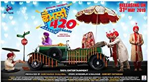 Family 420 Once Again (2019) [ Bolly4u run ] HDRIp Hindi 720p 850MB