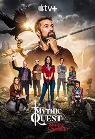 Mythic Quest Ravens Banquet S01E10 Quarantine Special REPACK 720p WEB x265-MiNX[TGx]