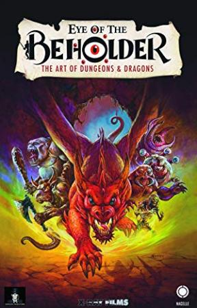 Eye of the Beholder The Art of Dungeons and Dragons 2019 720p AMZN WEBRip DDP5 1 x264-KamiKaze