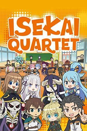 Isekai Quartet S02E04 480p x264-mSD